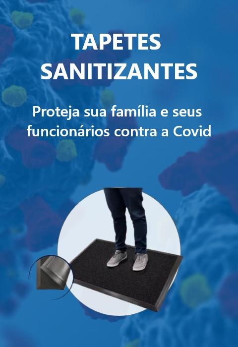 tapetes sanitizantes mobile